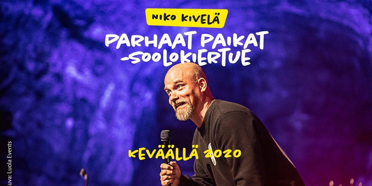 Stand Up: Niko Kivelä
